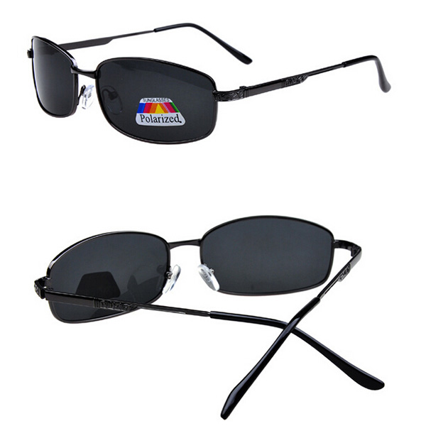 Superlight Metal Frame Small Man Cycling Sunglasses Polarized Sunglasses Men Brand Designer Fashion Male Sunglasses(China (Mainland))