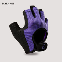 B.BANG Half Finger Fitness Workout Glove Sport Gloves Man&Women Outdoor Multi-function Glove Exercise Training Glove