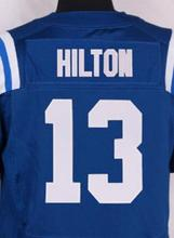 best quality,Men's andrew new luck T.Y. daft Hilton Pat white McAfee elite jersey(China (Mainland))