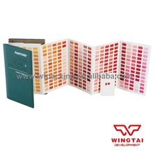 PANTONE FASHION+HOME COTTON Color Book  for  Home Decoration TCX FHIC200(China (Mainland))