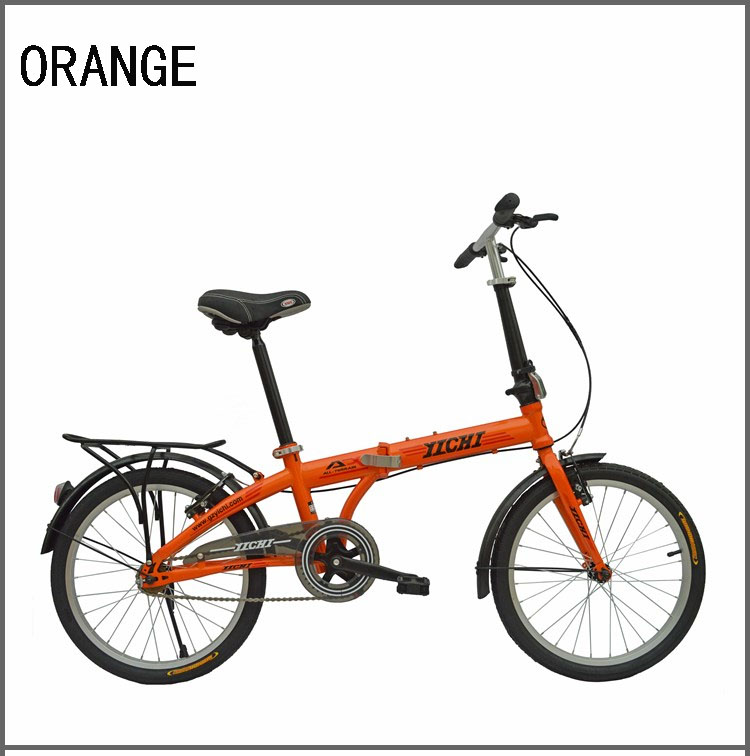 20 inch folding bike front and rear V brake folding bicycle Student cycling Boys /girls bike Children's bicycles(China (Mainland))