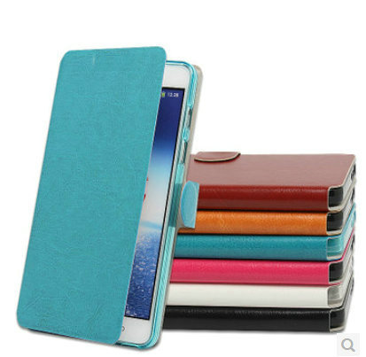 2015 New Fashion Special Flip Leather Case Cover for lenovo a5000 Phone(China (Mainland))