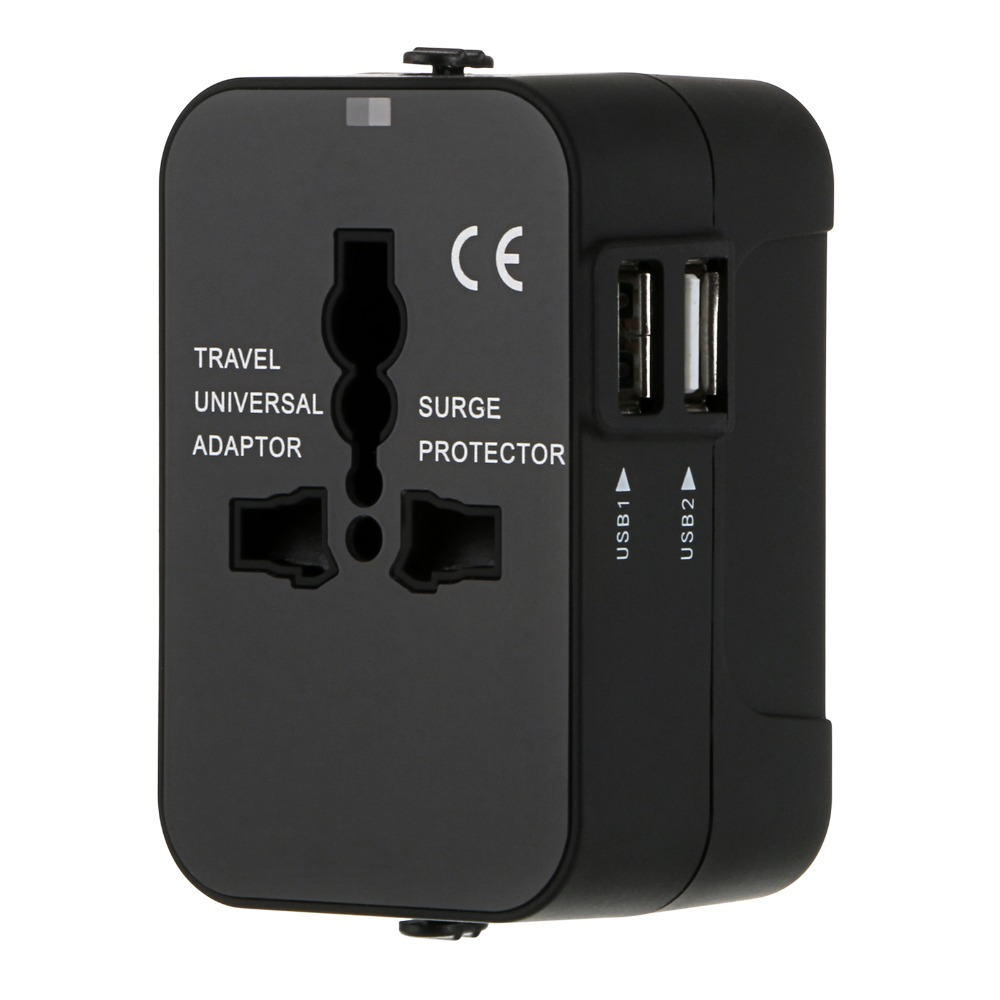 Arrival! Universal 4 1 AU EU US UK Plug Adapter Converter AC Power Micro Wall Socket Outlet  -  phone&computer accessories store store