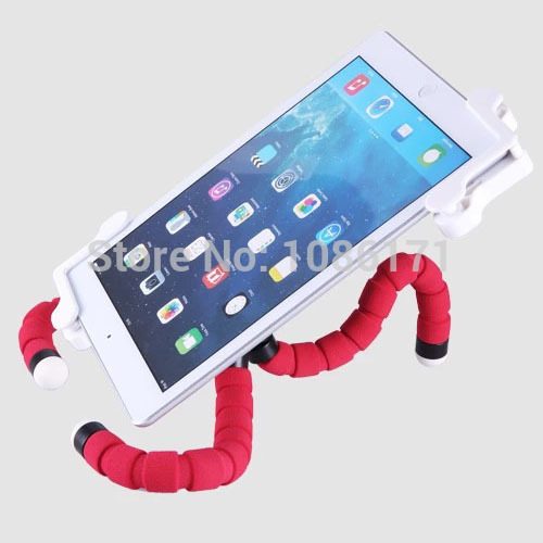 Fotopro RM-100 Octopus Mount Mini Flexible Tripod RM100 + Universal Tablet PC Holder for Digital Camera and PAD<br><br>Aliexpress