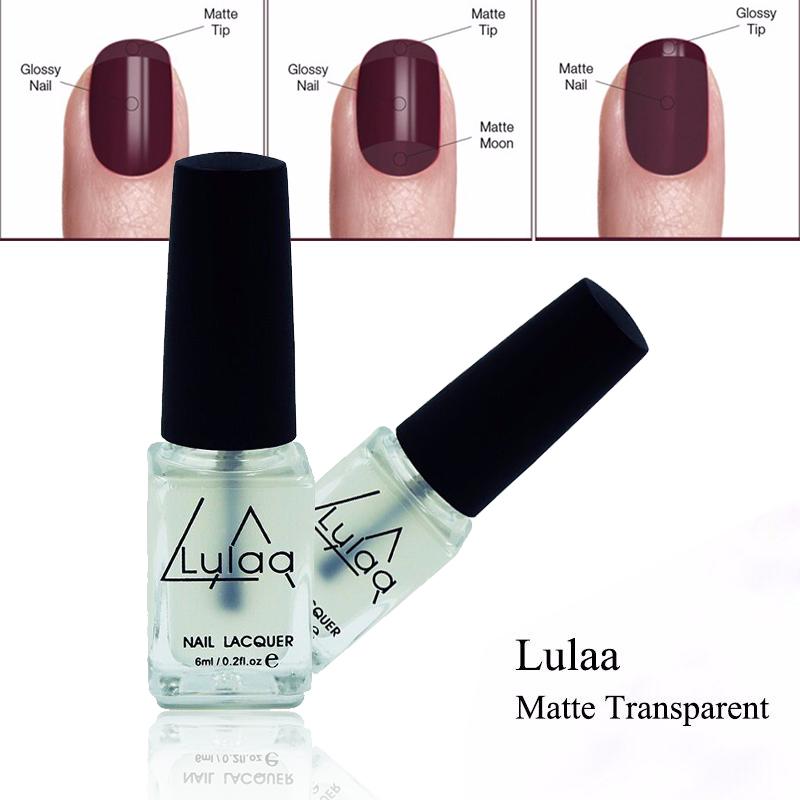 ... Nails Art Gel Frosted Surface Nail Polish 6ML For women nail makeup