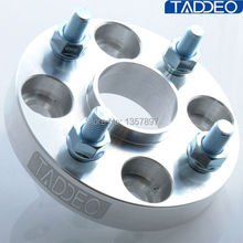 wheels adapter, spacers 4X100(mm) Centre Bore 54.1mm thickness 30mm  for toyota corolla(China (Mainland))