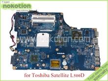 laptop motherboard for toshiba satellite L500D LA-5331P Rev 1.0 K000084360 ATI ATI HD4500 DDR2