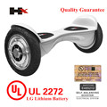 New HX brand UL2272 Self Balancing Scooter 2 wheel hoverboard 10 inch electric standing skateboard with