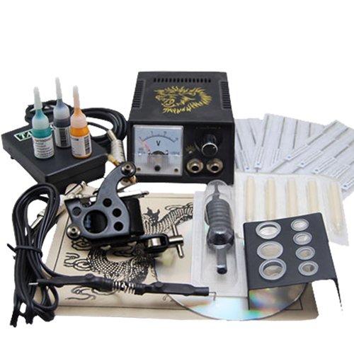Tattoo Starter Kit Gun Supply Set Equipment<br><br>Aliexpress