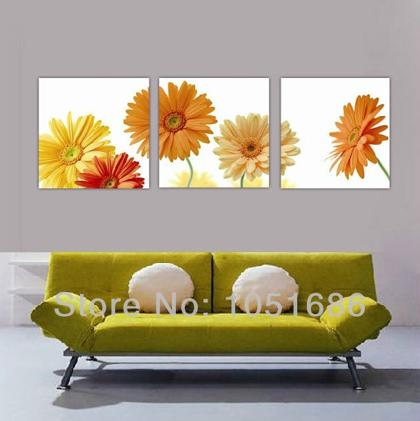 best 28 sunflower kitchen decor with painted With best brand of paint for kitchen cabinets with canvas wall art sale