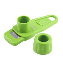 Multi-Function Ginger Garlic Grinding Slicer Cutter Kitchen Creative Tool New