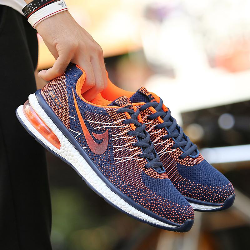 Cushion Walk Weave Shoes
