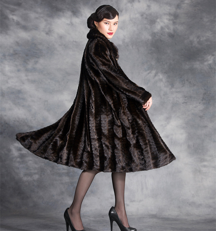 Faux Mink Coat Promotion-Shop for Promotional Faux Mink Coat on