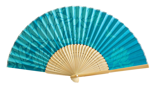 Oriental Paper Fan Folding Fan Promotional Gifts Customized LOGO(China (Mainland))