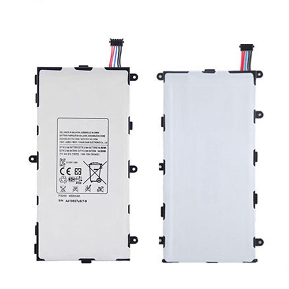 New Original T4000E Battery For Samsung Galaxy Tab 3 7.0 SM T210 T211 T215 GT P3200 P3210 4000mAh Replacement Battery W0K39 T0.4(China (Mainland))