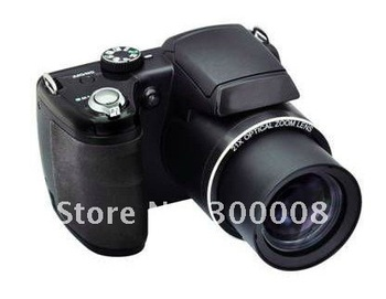 """Free shipping Professional Cameras fotograficas with SONY 16mp sensor and 21x optical zoom,3.0"""" TFT LCD"""