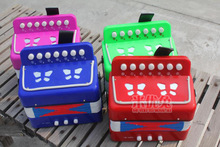 1pc child organ For 2-6 years old baby educational musical instrument toy for kids and children Free shipping(China (Mainland))