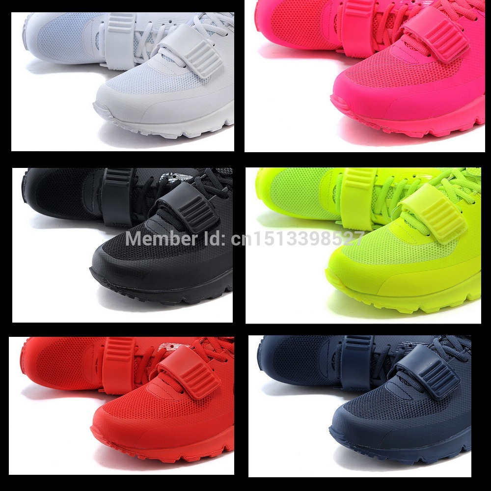 2016 New Cheap 90 Yeezy 2 Sp Mens Womens casual shoes Green White Red Black Navy