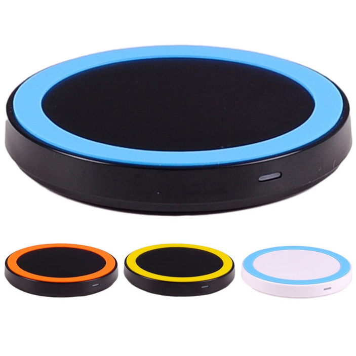 Splended Free Shipping Good Quality newest Wireless Mobile USB Charging Charger Power Pad For Phone HTC Apple iPhone Samsung(China (Mainland))