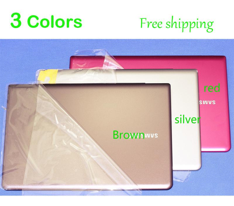 LCD Cover FOR Samsung 530U3C 530U3B NP535U3C NP530U3C NP530U3B Laptop Aluminum Silver Brown Rose 3 Colors BA75-03709D front case(China (Mainland))