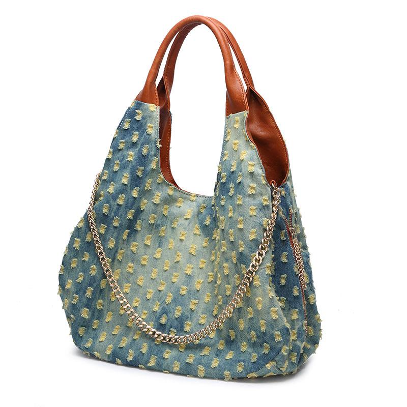 Fashion Brief Women Handbag Jeans Women Bag 2015 with Bags Handbags Women Famous Brands Tote Bag Carteira Feminina<br><br>Aliexpress