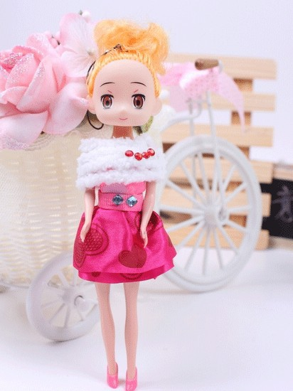 Free shipping (24pieces/lot) wholesale dolls wholesale baby toys fashion kids toys online kids dolls kids birthday gifts(China (Mainland))