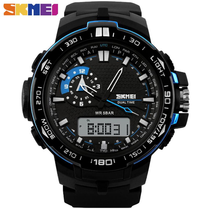 skmei 1081 sport digital waterproof