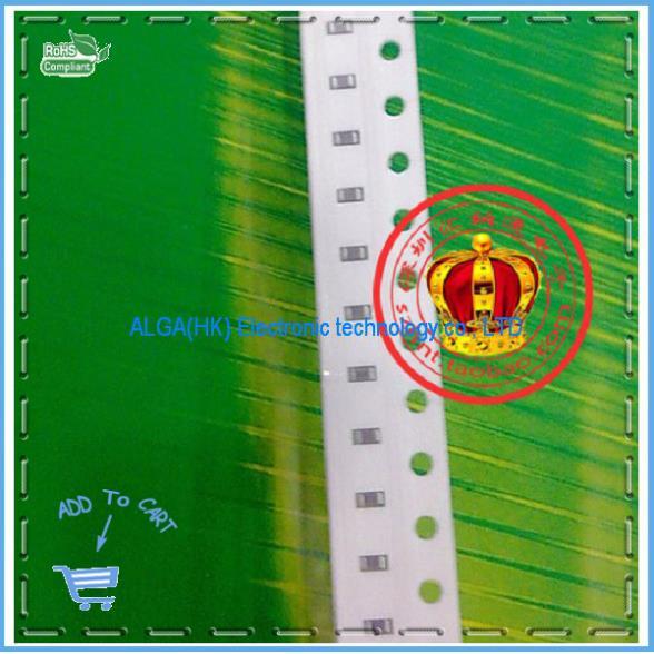 Free shipping .0805 chip capacitors 104 (100NF 0.1UF) Accuracy 20%(China (Mainland))