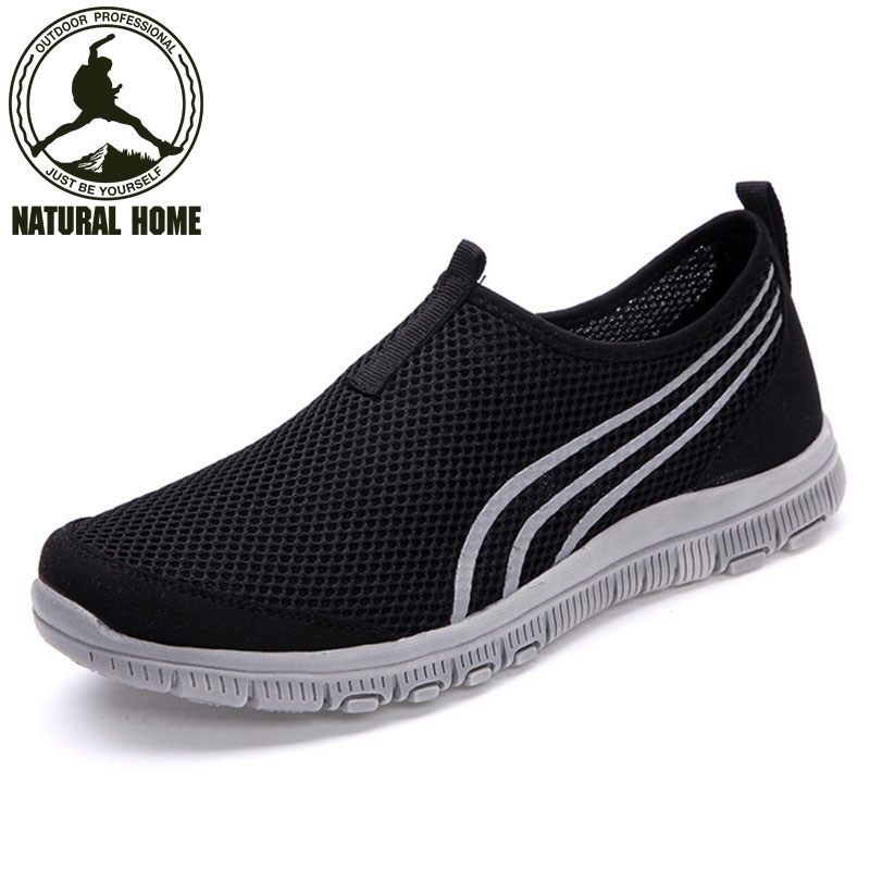 [NaturalHome] Brand Running Shoes for Men Women 2016 Breathable Spring and Summer Sneakers Mens Light Casual Trainer Sport Shoes(China (Mainland))