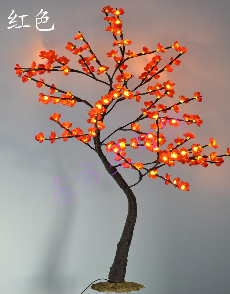 Blossom Plum ( Cherry ) Tree Light / LED Flower Tree Light, Branch Tree Light Wedding decoration blossome flower tree light