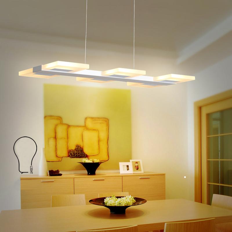 Aliexpress Buy Led Modern Pendant Lights Living Room