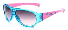2016 New Cool Fashion Baby Children's Glasses Boy Girl Sunglasses Kids Cute Sun glasses 6126