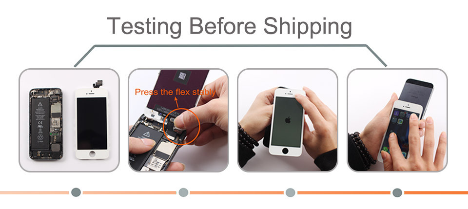 10 pcs/lot ,Front Camera Flex Cable Repair Spare Parts For iPhone 4S ,Free Shipping