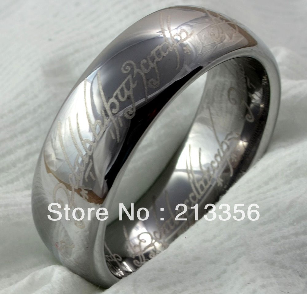 Lord Of The Rings Weding Band 01 - Lord Of The Rings Weding Band