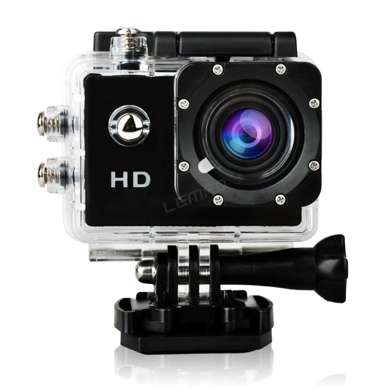 "Mini Action Camera For Gopro 30M Waterproof Camcorder A8 720P HD Sports Camera 1.5"" Support SD TF 32GB Multi Color 2015 Newest(China (Mainland))"
