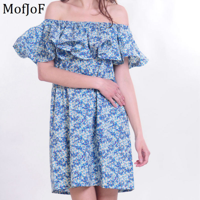 summer gown ruffle dress19