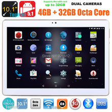 DHL Free Shipping Android 5.1 OS 10 inch tablet pc Octa Core 4GB RAM 32GB ROM 8 Cores 1280*800 IPS Kids Gift MID Tablets 10 10.1(China (Mainland))