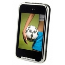 2.8 Inch 8GB touch screen mp5 player mp4 fm camera video game ebook music player