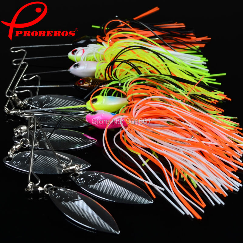 2015 top Fishing Lure Design Fishing Tackle 6 color Spoon Lures 6pc Spinner Lure Fishing bait(Hong Kong)
