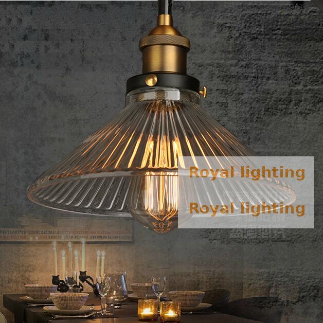 Single Loft Retro Industrial Light Kitchen Dining Room
