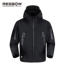 Upgraded TD V5.0 Military Tactical Jacket Men Outdoor Winter Thermal Breathable Waterproof Windproof Soft Shell US Army coats(China (Mainland))