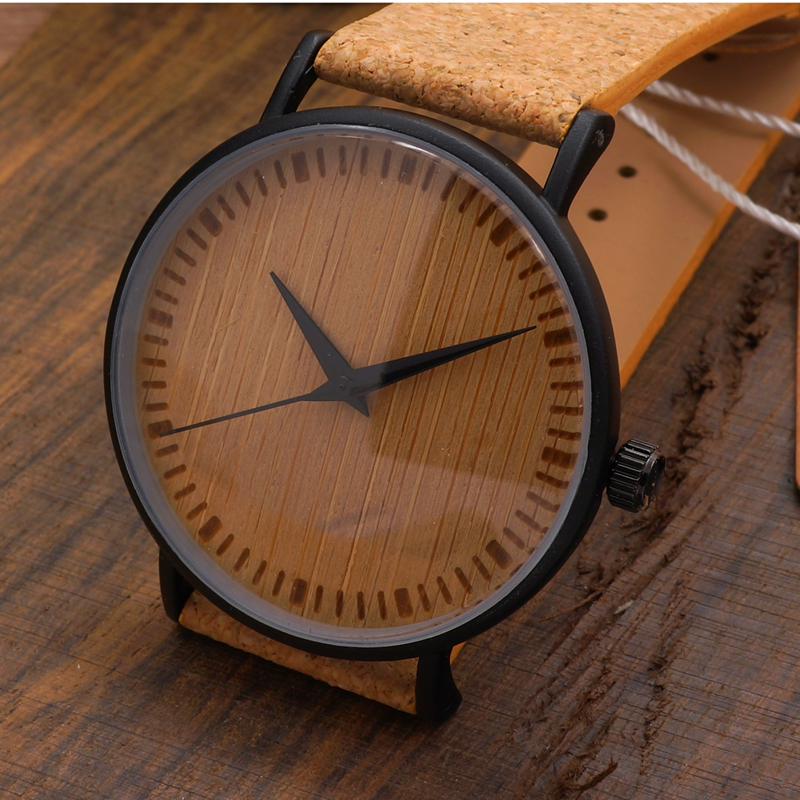 Гаджет  Bobobird Luxury Quartz Watches Top Brand Design Watch With Wood Watch Face and Leather Straps in Gift Package None Часы