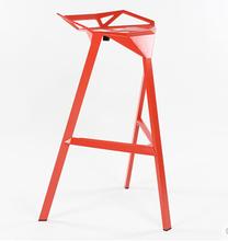 Free Shipping- Red Magis Stool One(China (Mainland))