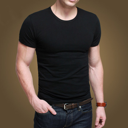 2015 famous brand men tshirt high quality o neck mens t