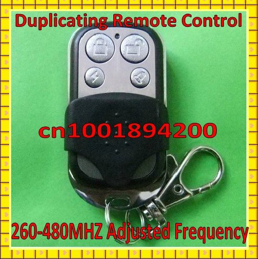 Duplicating Remote Control Transmitter Adjusted Frequency 260-480MHZ Clone Fixed Code and Fixed Code 4CH Cloning Copied Control<br><br>Aliexpress