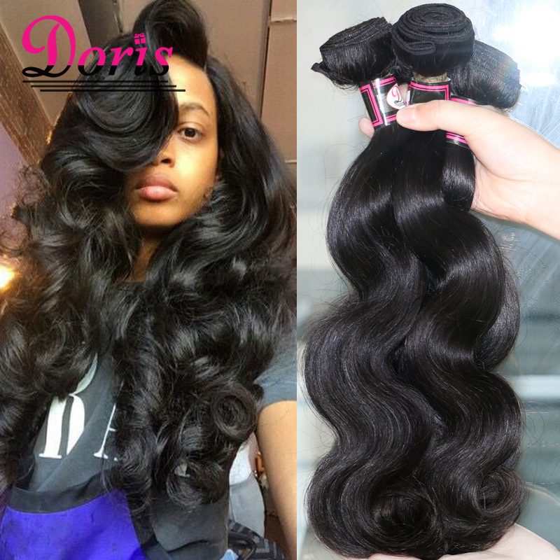 Aliexpress UK Queen Hair Products Malaysian Virgin Hair Body Wave Wet and Wavy 7A Grade Virgin Unprocessed Human Hair Weaving  4<br><br>Aliexpress