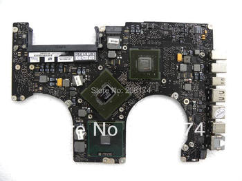"100% work Logic Board For MacBook Pro 15"" A1286 MB470LL/A P8600 2.4 Ghz 661-4834 661-5098 820-2330-A M98 late 2008"