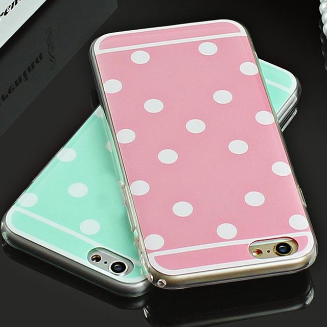 Case iPhone 5/5S Spotted różne kolory