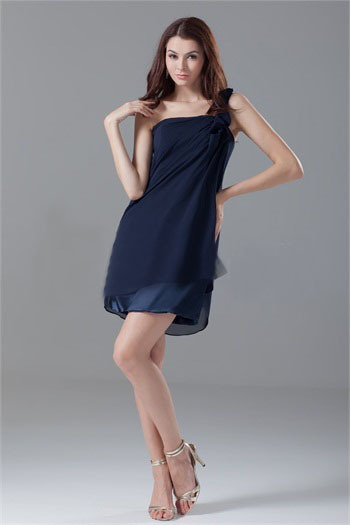 2014 Fall Navy Cocktail Dresses Dresses New Fashion Fall
