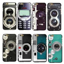 Новое поступление супер горячей камеры стиль старый телефон 3310 забавный конструкции роскоши трудно чехол для Apple , iPhone 6 6 S